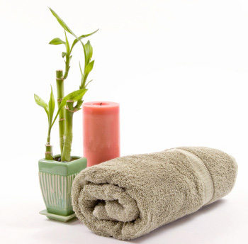Solid Towels - 100% Bamboo